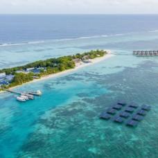«Солнечные» станции Мальдив