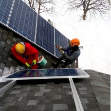 Нужно ли мыть солнечные панели? Как и зачем?