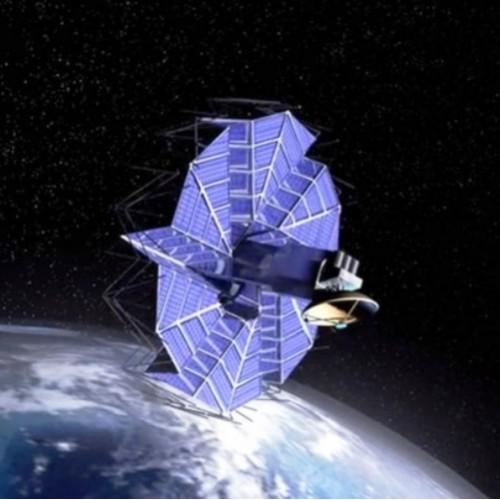 Солнечные модули в космосе – новые исследования Пентагона