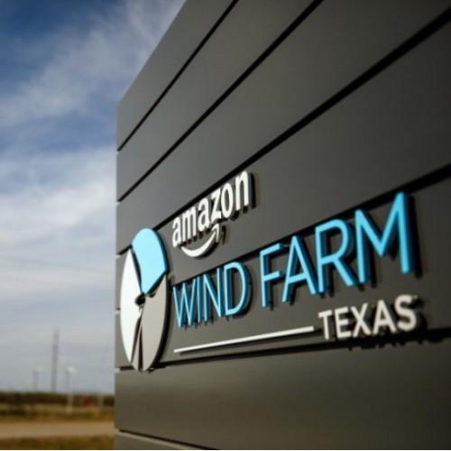Портфель Amazon по альтернативным источникам энергии достиг 6,5 ГВт
