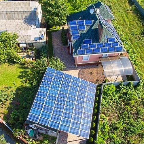 Лидеры солнечной энергетики: Днепр, Тернополь и Киев