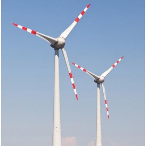 Наибольшая европейская ветряная электростанция «Зофия» на украинском побережье