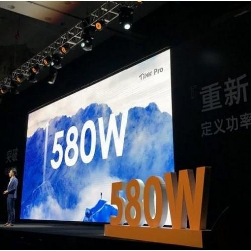 Новые солнечные панели 78TW с небывалой мощностью - 580 Вт
