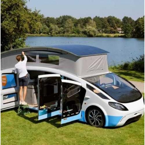 Stella Vita - «солнечный» домик на колёсах