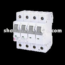 Автоматический выключатель ETIMAT 6 3p+N C20 (002146517)