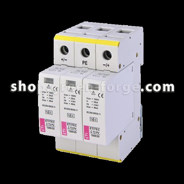 Ограничитель перенапряжения ETITEC C T2 PV 1000/20 (002440430)