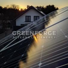 Сетевая солнечная станция 54 кВт г. Николаев